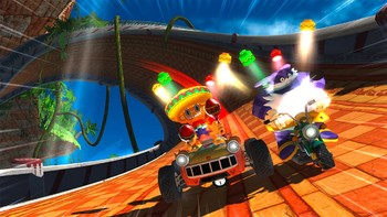 Screenshot3 - Sonic and SEGA All-Stars Racing