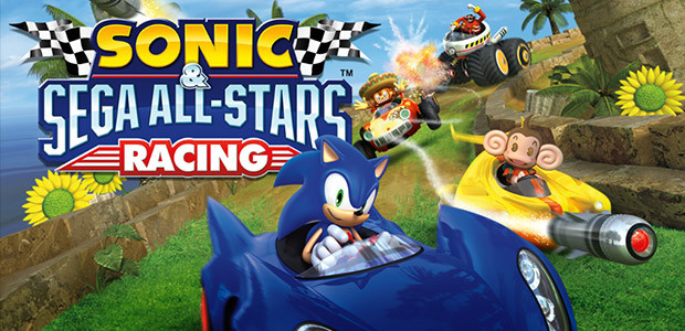 Sonic and SEGA All-Stars Racing - Cover / Packshot