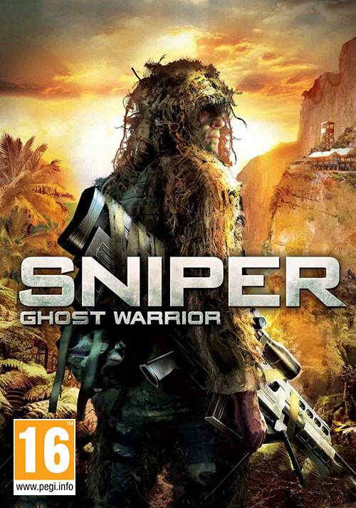 Sniper: Ghost Warrior - Cover / Packshot