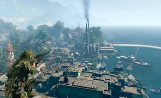 Screenshot1 - Sniper: Ghost Warrior