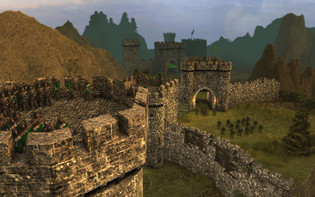 Screenshot1 - Stronghold 3 - Gold