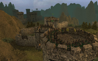 Screenshot2 - Stronghold 3 - Gold