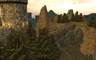 Screenshot4 - Stronghold 3 - Gold