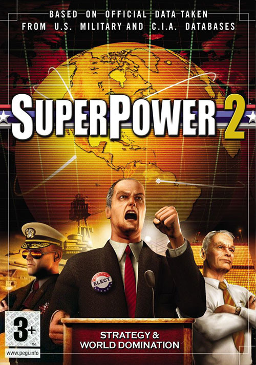 SuperPower 2 - Cover
