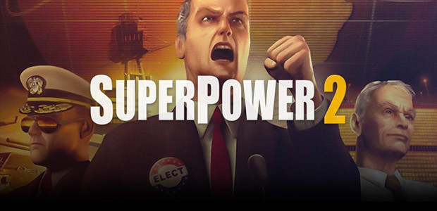 SuperPower 2 - Cover / Packshot
