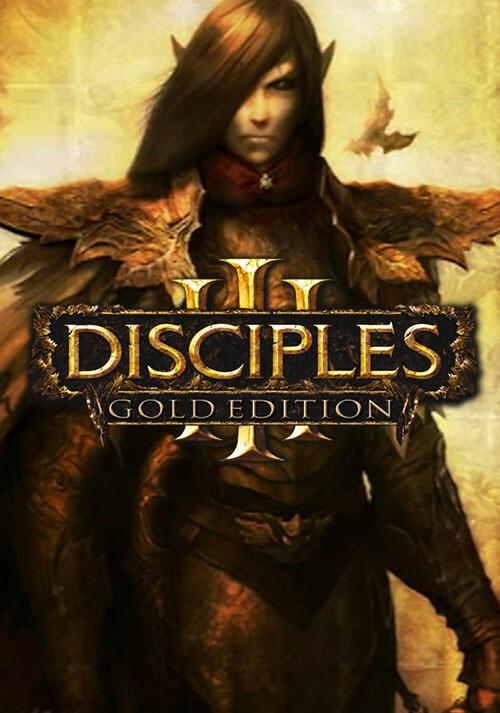 Disciples III Gold - Cover / Packshot