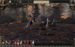 Screenshot5 - Disciples III Gold