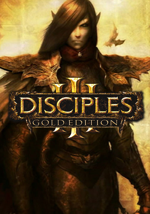 Disciples III Gold - Cover / Packshot