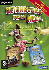 Neighbours From Hell Compilation - Cover / Packshot