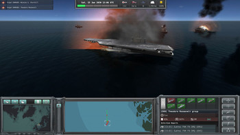 Screenshot1 - Naval War: Arctic Circle