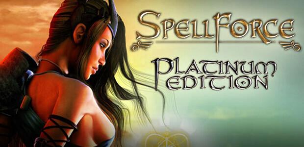 SpellForce Platinum - Cover / Packshot