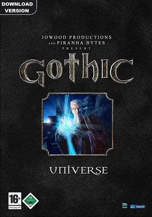 Gothic Universe Edition - Cover / Packshot