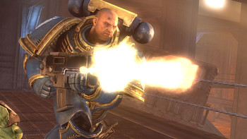 Screenshot4 - Warhammer 40,000: Space Marine