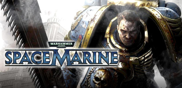Warhammer 40,000: Space Marine - Cover / Packshot