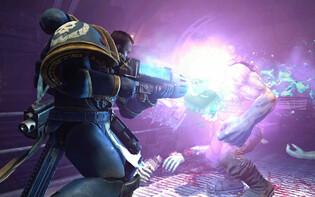 Screenshot1 - Warhammer 40,000: Space Marine