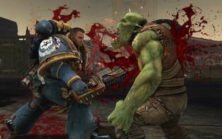 Screenshot2 - Warhammer 40,000: Space Marine