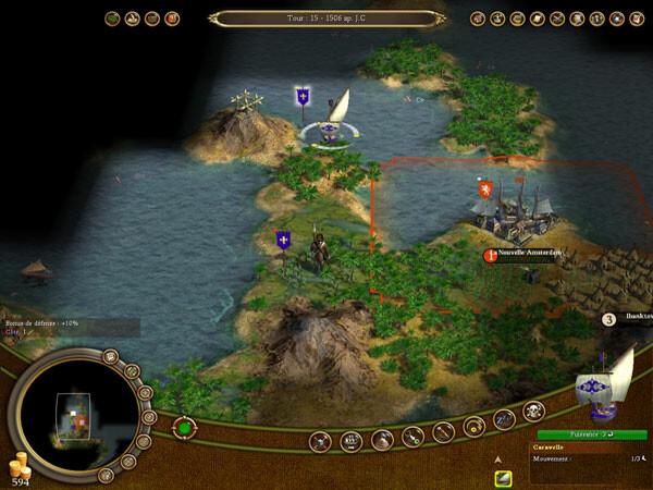 Telecharger Civilization V Pc gratuitement : Dans Sid Meier's Civilization V , le joueur choisit une civilisation et gère ses ...