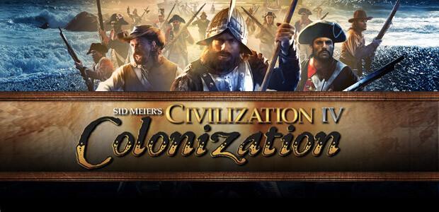Civilization IV - Colonization - Cover / Packshot