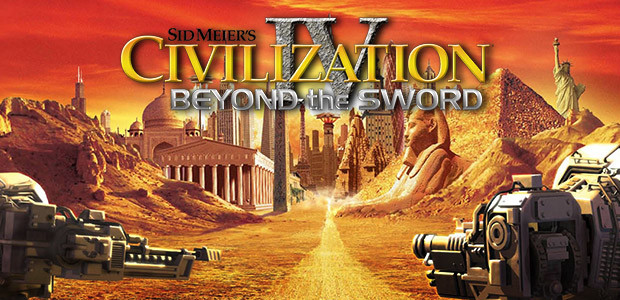 Civilization IV - Beyond the Sword DLC - Cover / Packshot