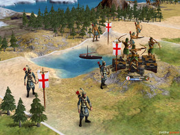 Screenshot2 - Civilization IV: Warlords DLC
