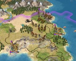 Screenshot3 - Civilization IV: Warlords DLC