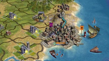 Screenshot10 - Civilization IV: Complete Edition