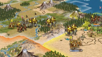 Screenshot9 - Civilization IV: Complete Edition