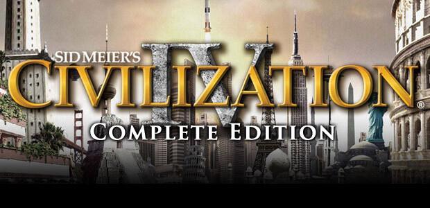 Civilization IV: Complete Edition - Cover / Packshot