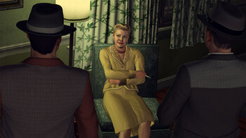 Screenshot1 - L.A. Noire
