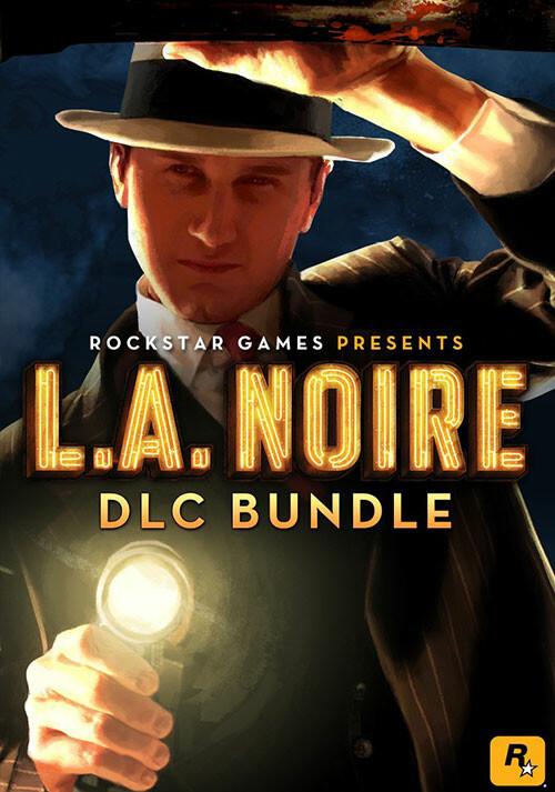 L.A. Noire: DLC Bundle - Cover / Packshot