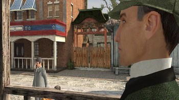 Screenshot1 - Sherlock Holmes: The Awakened- Remastered Edition