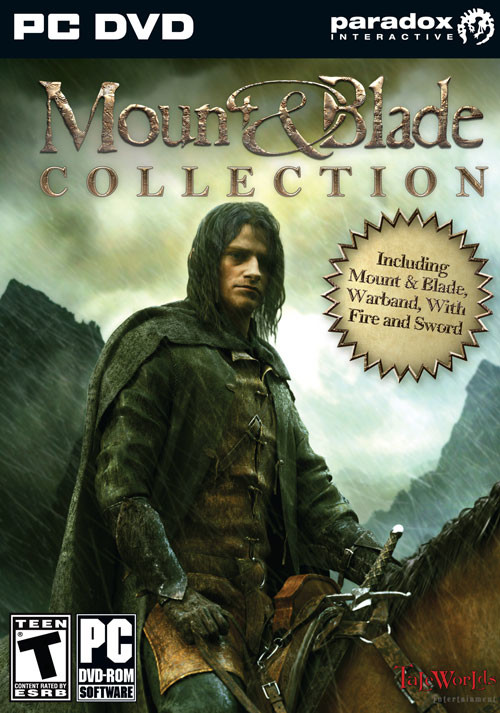 Mount & Blade Full Collection - Cover / Packshot
