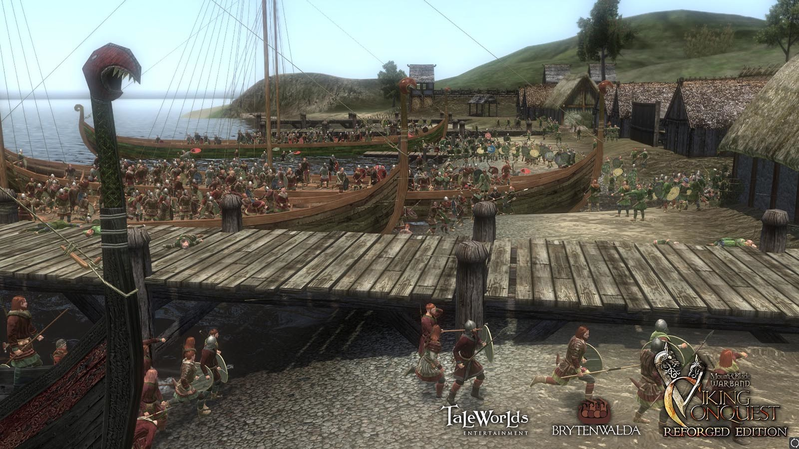 how to open the mount & blade warband console