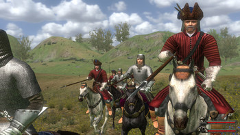 Screenshot1 - Mount & Blade: With Fire & Sword