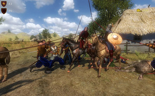 Screenshot2 - Mount & Blade: With Fire & Sword