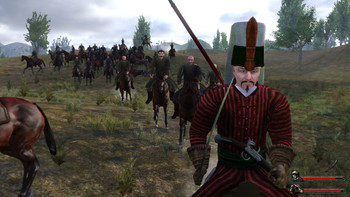Screenshot3 - Mount & Blade: With Fire & Sword