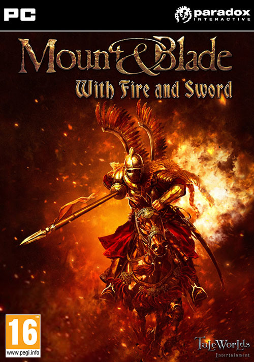 Mount & Blade: With Fire & Sword - Cover / Packshot
