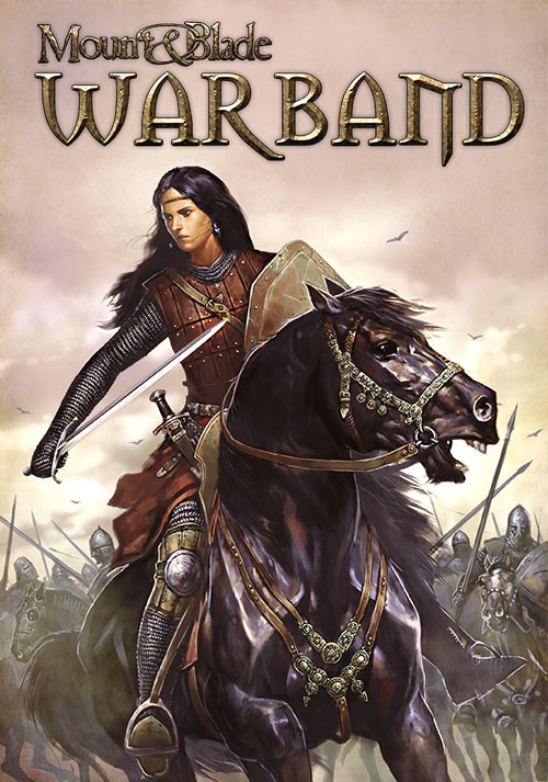 Mount & Blade: Warband - Cover / Packshot