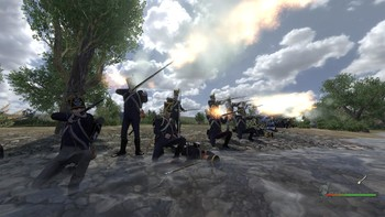 Screenshot1 - Mount & Blade: Warband - Napoleonic Wars DLC