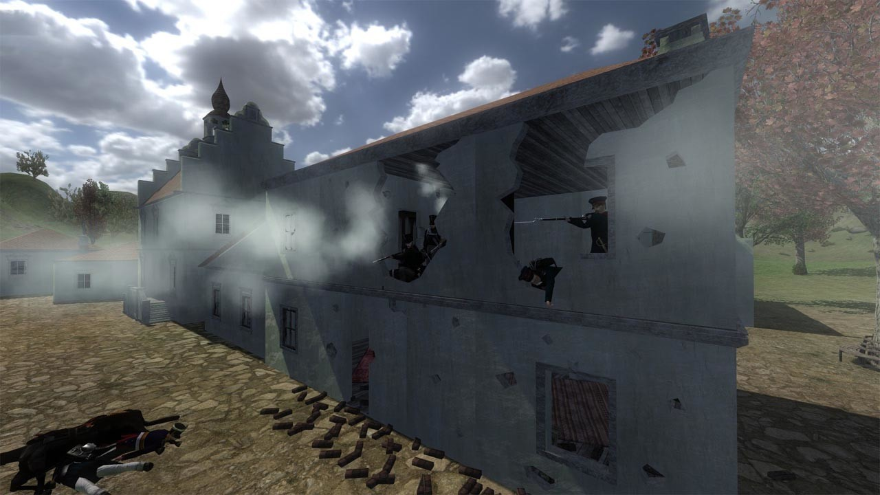 Serial Key Mount und Klinge Warband Napoleonic