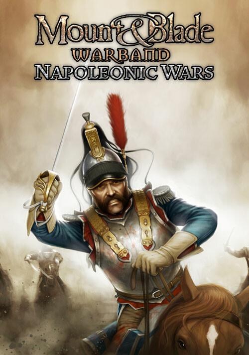 Mount & Blade: Warband - Napoleonic Wars DLC - Packshot