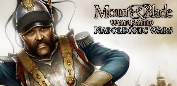 Mount & Blade: Warband - Napoleonic Wars DLC - Cover / Packshot