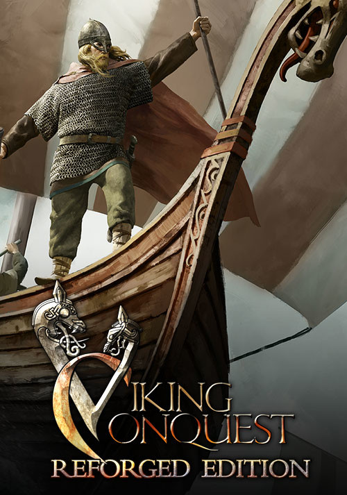 Mount & Blade: Warband - Viking Conquest Reforged Edition DLC - Cover