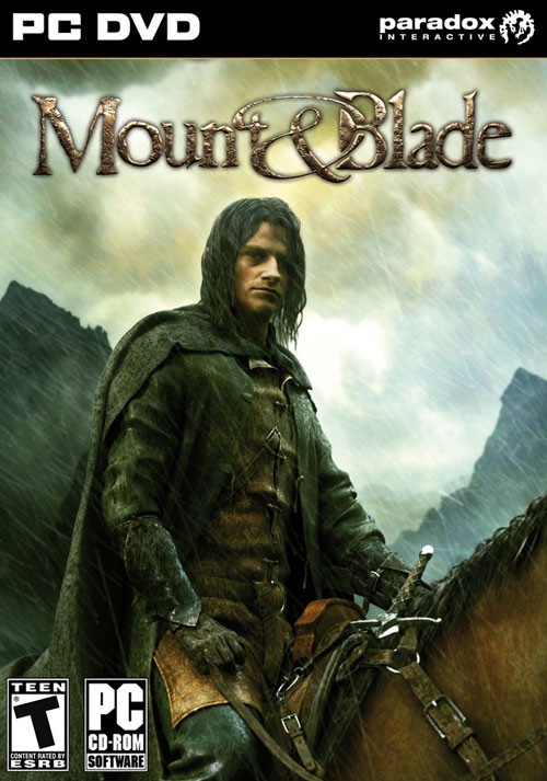 Mount & Blade - Cover