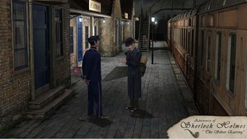 Screenshot4 - Sherlock Holmes: The Silver Earring