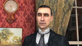 Screenshot5 - Sherlock Holmes: The Silver Earring