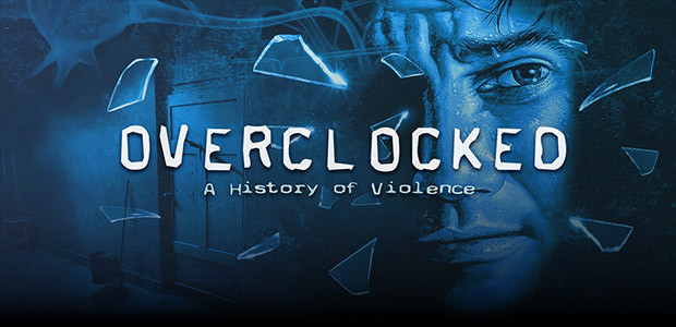 Overclocked: A History of Violence - Cover / Packshot