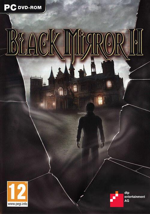 Black Mirror II - Cover / Packshot