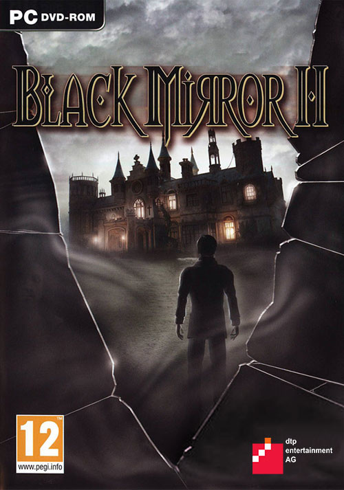 Black Mirror II - Cover