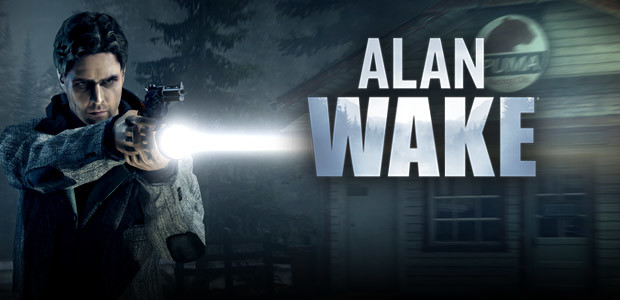 Alan Wake - Cover / Packshot